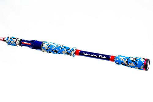 Favorite Defender Casting Rod   7'0' Fishing Rod with Medium/Heavy Power and Fast Action