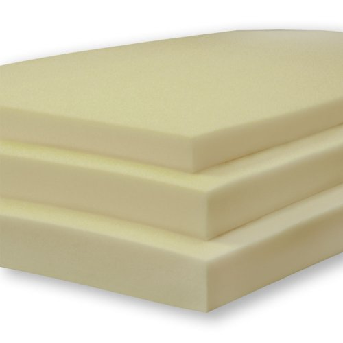 3-Inch Extra Firm Conventional Foam Mattress Topper, Queen