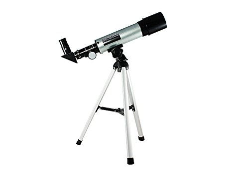 Telescope for Kids and Lunar Beginners, 90x Refractor, 360mm Focal Length, Kids Telescope for Exploring The Moon and Its Craters, Portable Telescope for Children and Beginners