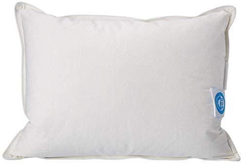 White Down Travel Pillow
