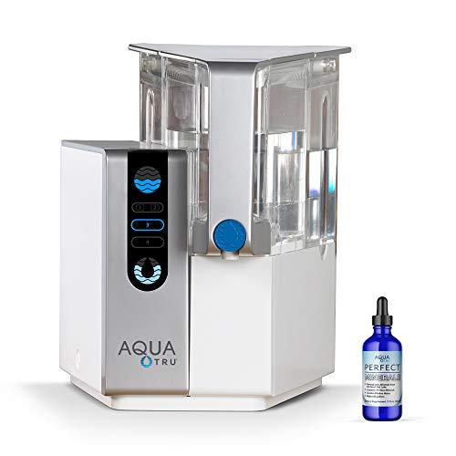 AquaTru - Countertop Water Filtration Purification Systems (AquaTru Classic with Perfect Minerals)