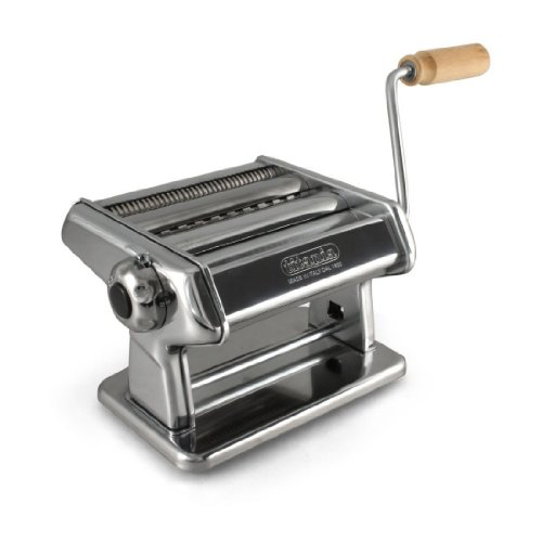 CucinaPro Pasta Maker Machine, Large, Stainless