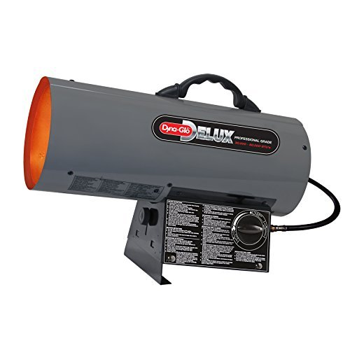 Dyna-Glo RMC-FA60DGD 30,000 - 60,000 BTU Liquid Propane Forced Air Heater by Dyna-Glo