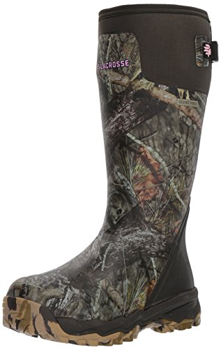 Lacrosse Women's Alphaburly Pro 15' Waterproof Hunting Boot