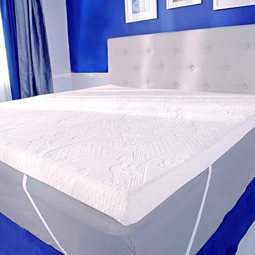 MyPillow Two-inch Mattress Bed Topper (Queen)