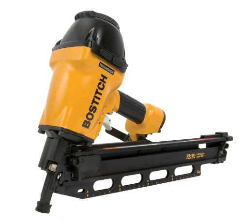BOSTITCH Framing Nailer, Round Head, 1-1/2-Inch to 3-1/2-Inch (F21PL)