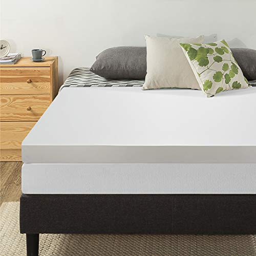 Best Price Mattress 4' Memory Foam Mattress Topper, Full