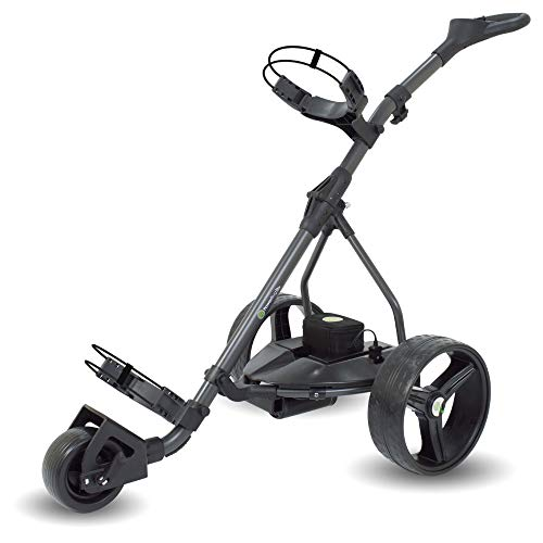 PowerBug GT DHC Tour Lithium Electric Golf Trolley Motorized Cart