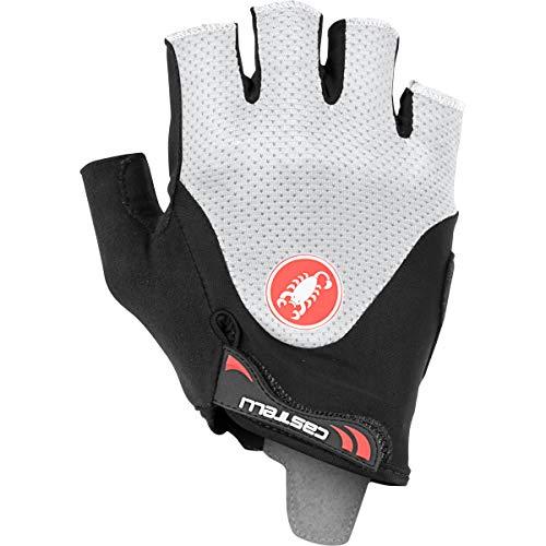 Castelli Arenberg Gel 2 Glove - Men's Black/Ivory, XL