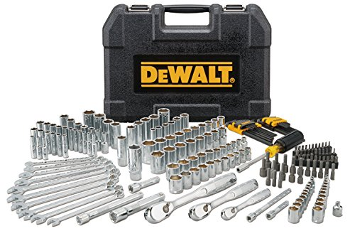 DEWALT Mechanics Tool Set, 205 pc (DWMT81534),