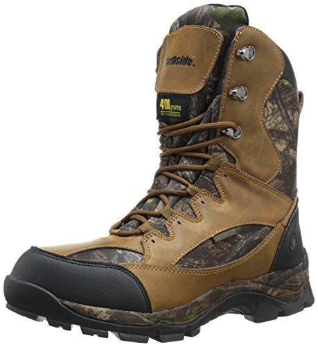 Northside Men's Renegade 400 Hunting Boot, Tan Camo, 10 M US