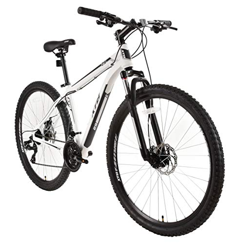Tetran XTB Hard Tail Mountain Bike with Aluminum Frame, 26/29 Inch, Multi-Color and Size