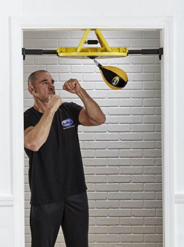 EZspeedbag Portable Doorway Speed Bag Platform by ReaShape, the World's First Doorway Speed Bag Platform! Find us at https://www.amazon.com/dp/B019CNAIIY?ref=myi_title_dp
