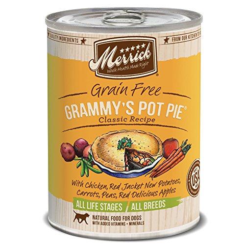 Merrick Grammys Pot Pie - 12 x 13.2 oz