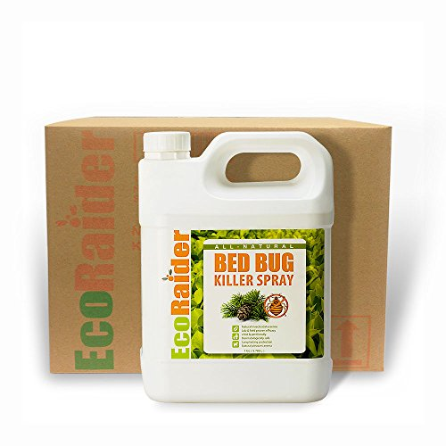 Bed Bug Killer by EcoRaider (Case of 4 (1 GL))