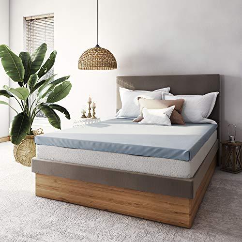 classic brands 3 inch memory mattress
