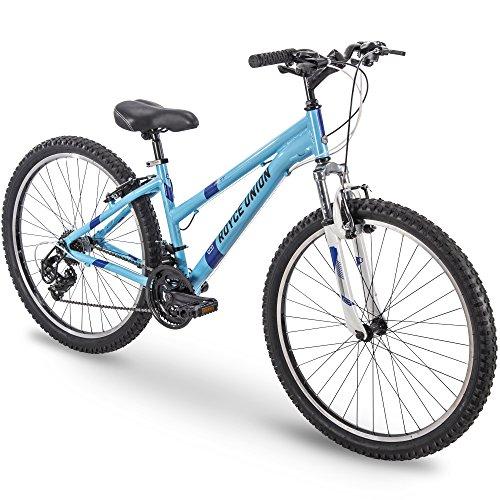 26' Royce Union RTT Womens 21-Speed Mountain Bike, 15' Aluminum Frame, Trigger Shift, Sky Blue